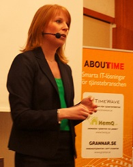 Annie_Loof_About Time_Rut affärsseminarium 2012