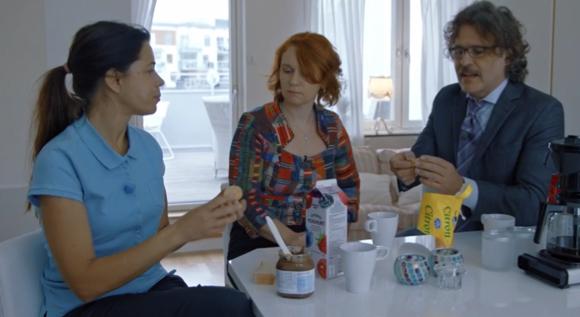 SVT Historieätarna avsnitt 6 i dec 2016 om Rut