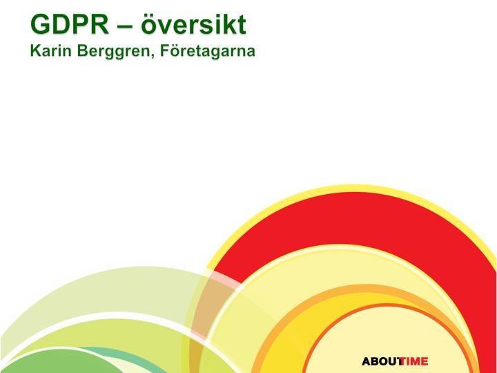 03_GDPR oversikt Karin Berggren