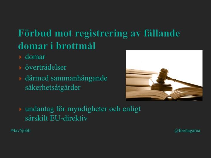 09_Forbud mot registrering av fallande domar i brottmal