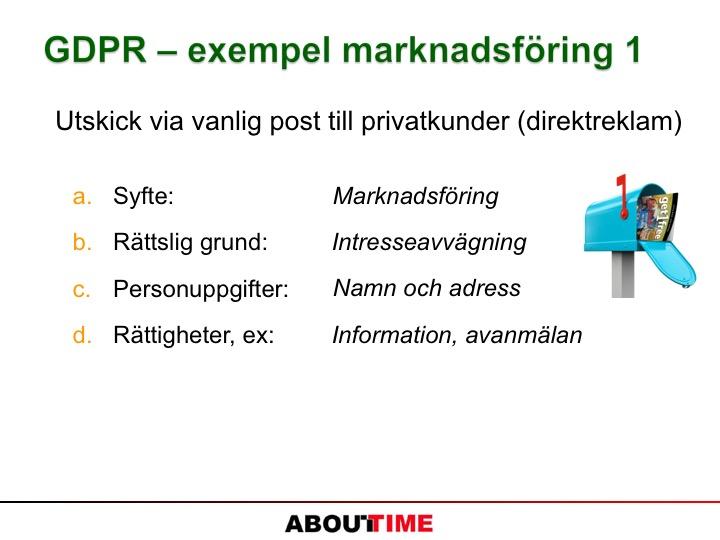 22_GDPR ex marknadsforing